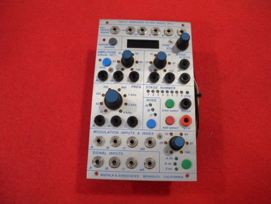BUCHLA 291 E TRIPLE MORPHING FILTER