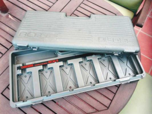 BOSS BCB-6 (Pedalcase, estuche, maleta, pedalboard ...)