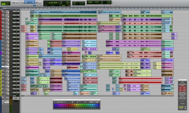 Servicios de edición, grabación y mezcla de audio