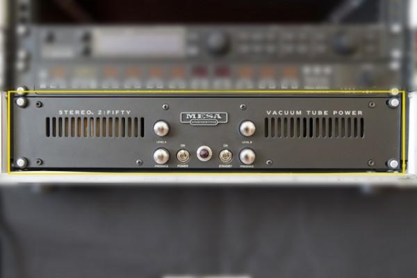 Etapa de potencia Mesa Boogie 50/50