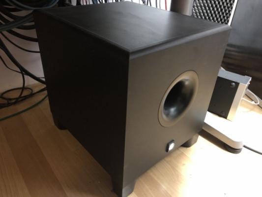 Monitores Yamaha de estudio