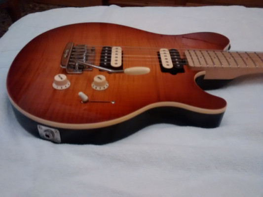 MusicMan Axis Supersport