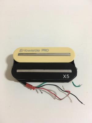 Pastilla Entwistle Pro X5