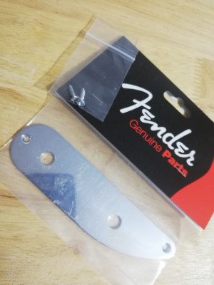 Control Plate Fender