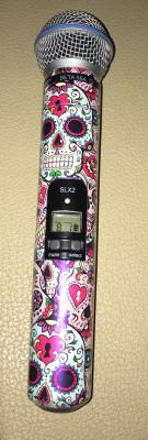 Microfono shure inalambtico