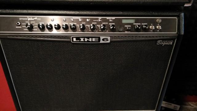 Line 6 Spider Valve MKII 212 design by Bogner
