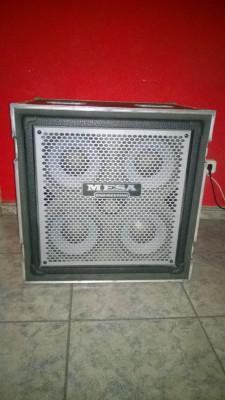 Cambio/Vendo Pantalla Mesa Boogie 4x10 Powerhouse
