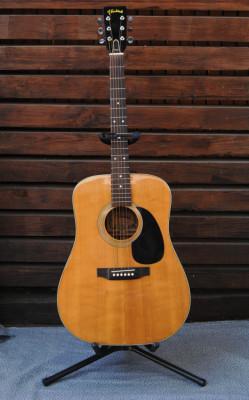 Guitarra F. Hashimoto W315 1976 Japan (Martin D18)