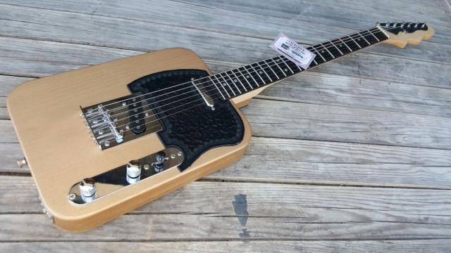 Cigar Box Guitar Fender Telecaster Custom 1952