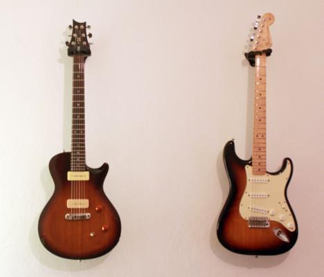 O cambio: PRS SE Soapbar guitarra P-90's Gibson USA bridge UPGRADE