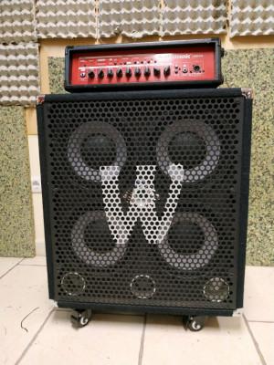 Pantalla Warwick 4x10