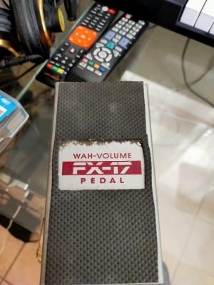 Wah Volumen de los 80 FX-17