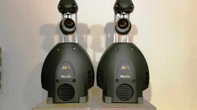 Scanners MARTIN MX1