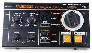 Boss DR 55