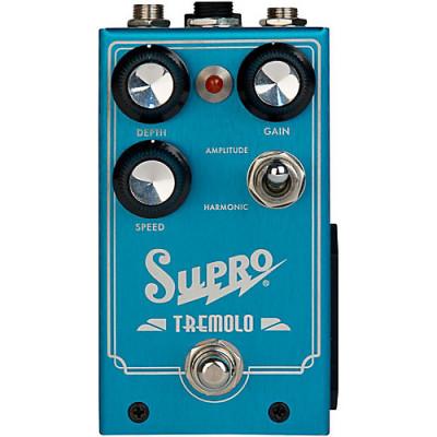 Supro 1310 analog tremolo pedal