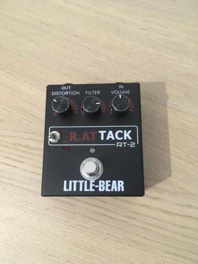Vendo Rattack RT-2 Little Bear