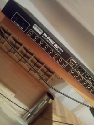 Phase 88 rack