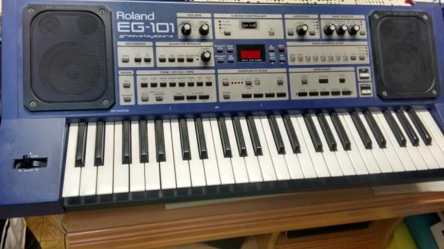 Roland EG 101