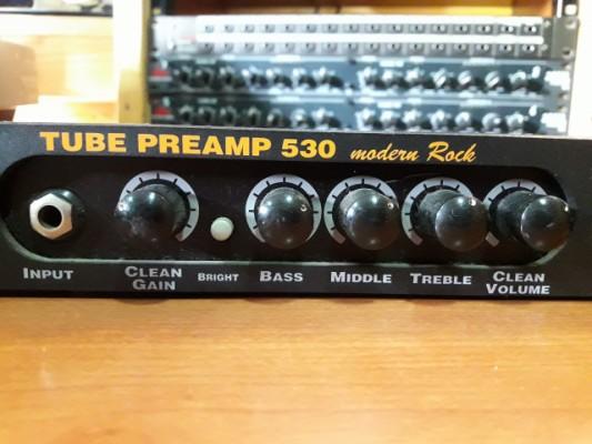 ENGL TUBE PREAMP 530 modern Rock