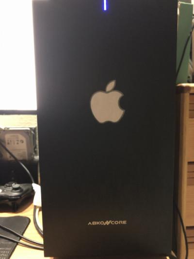 WORKSTATION HACKINTOSH BIG SUR INTEL i5 9600K/32GB RAM/500GB NVME