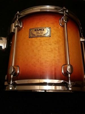 "Tom 13"" Mapex Orion Custom Birdseye Maple"