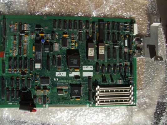 Ensoniq ASR-10 placas varias & Floppy