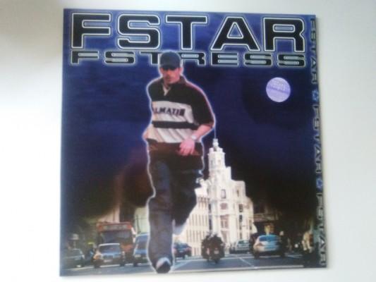 VINILO RAP FSTAR - FSTRESS