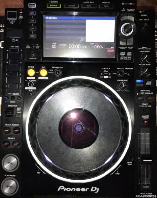 PIONEER CDJ 2000 NEXUS 2