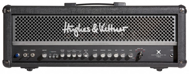 Vendo o Cambio hughes and kettner switchblade TSC