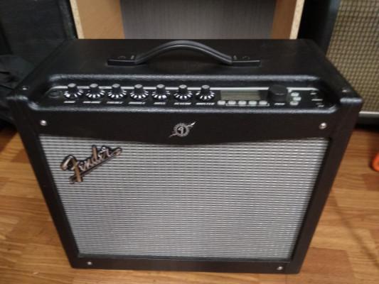 RESERVADO !!! Fender Mustang III V. 2 con pedaleras