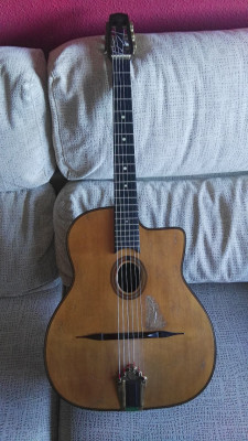 Guitarra Selmer 586
