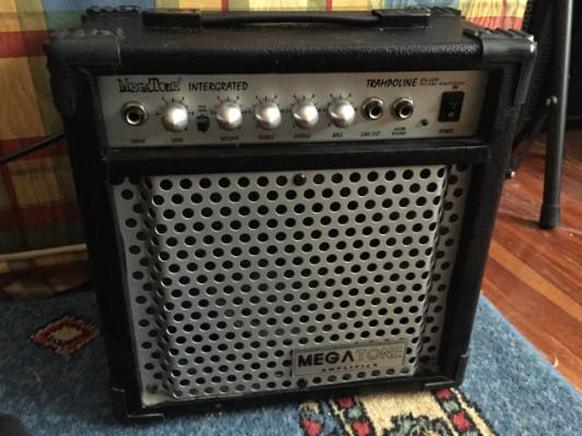 Amolificador guitarra Mega pl-20