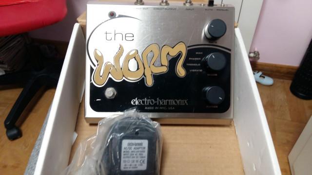 Cambio Electro Harmonix The Worm EHX
