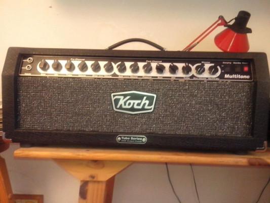 Amplificador Koch Multitone II-¡GANGA! 899€