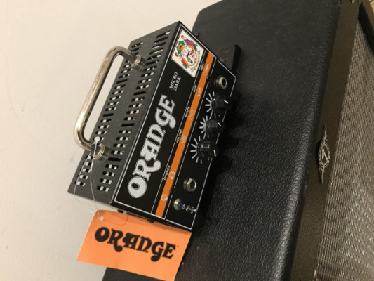 orange dark micro terror