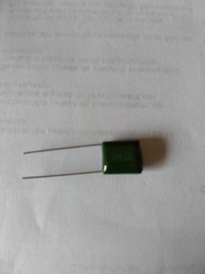 Condensadores poliéster para potenciómetro de tono (envío incluido)