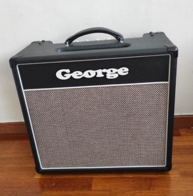 George ElDorado por Fender Princeton 65 Reverb Amp