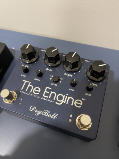 Drybell The Engine overdrive