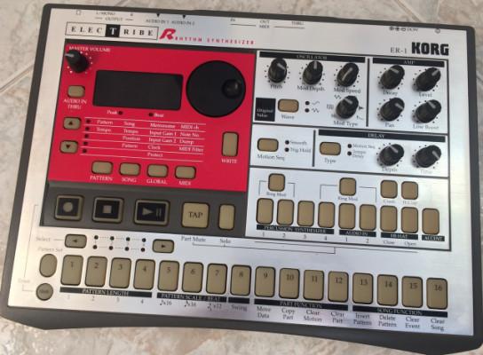 Electribe ER-1 (caja de ritmos)