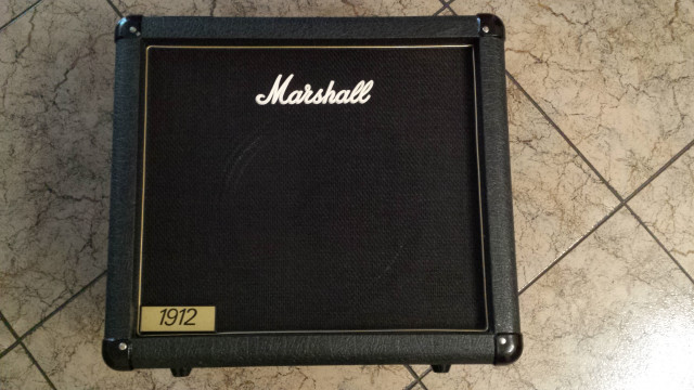 Pantalla Marshall 1912 150W 1x12