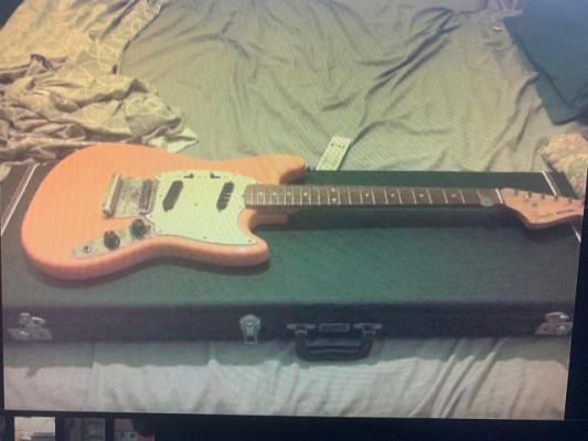 Fender Mustang serile L,año 1964