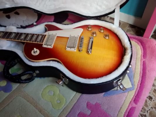Gibson Les Paul Standard 2007 Sunburst