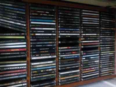 Lisado actualizado de CDs  excelente estado, heavy, rock, hard rock, aor..