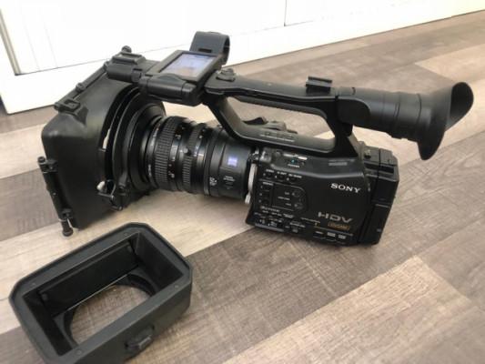 Cámara HDV Sony Z7