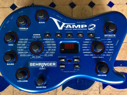 Multiefectos V-amp 2