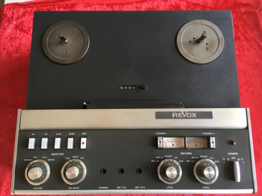 magnetofón Revox A77