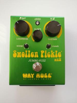 Pedal fuzz Way Huge Swollen Pickle MK II