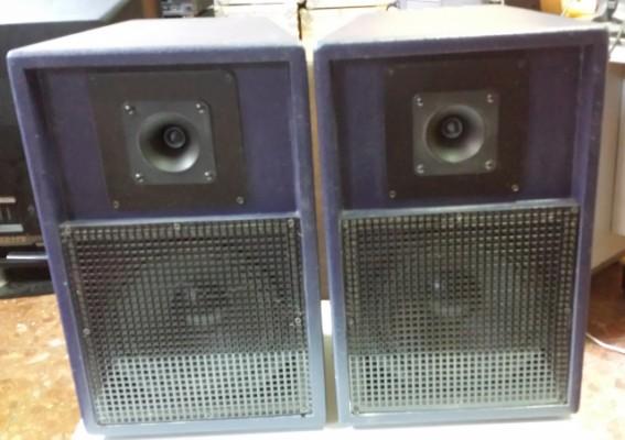 Cajas de sonido de 200/400wts