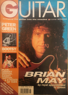 Revistas Guitar UK(71)