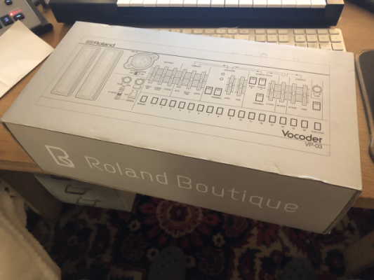Vendo Vocoder VP-03 de Roland